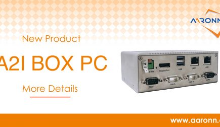 Aaronn Electronic stellt Box-PC A2I vor
