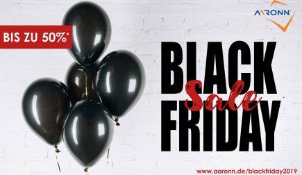 Unsere Black Friday Angebote sind da!
