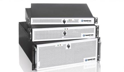Kontron rüstet die KISS V3 Rackmount Serie für anspruchsvolle industrielle Anwendungen auf